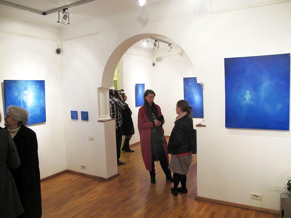 adelaparvu.com despre expozitia Senzorialitatea tacerii, artist Isabela Iorga, galeria Art Yourself Bucuresti (20)