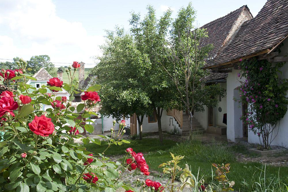 adelaparvu.com despre pensiunea Casa cu Zorele, case traditionale transilvanene, bedandbreakfast Crit, Transilvania, Romania (18)