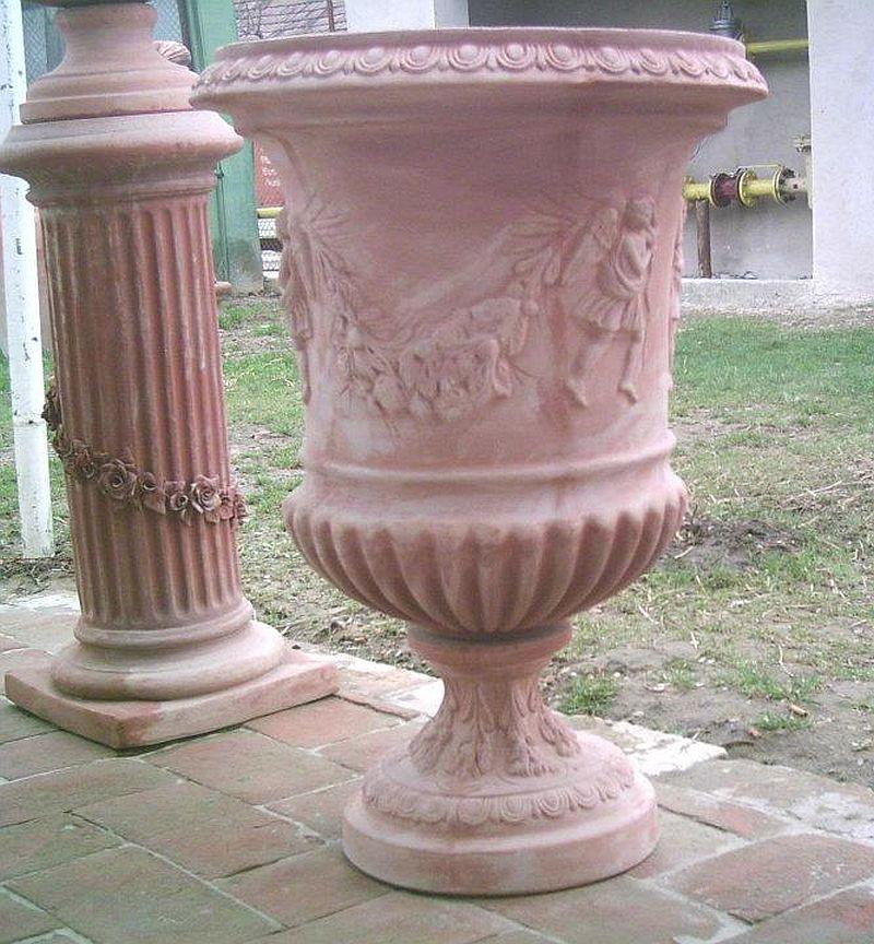 adelaparvu.com despre vase, ghivece, statuete, jardiniere din teracota, design Terecote, Sighisoara (6)