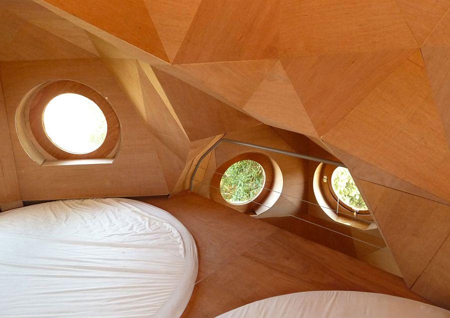 adelaparvu.com despre cabana in forma de bufnita, design Zebra3, Foto Bruitdufrigo Refuges Guetteurs (15)