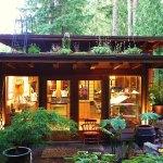 adelaparvu.com despre casa mica cu acoperis din plante, casa in stil japonez, design David Coulson, Foto Debra Brash (23)