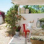 adelaparvu.com despre casa mica 37 mp la mare, casa Formentera, casa Spania, designer Estela Gómez Lupión (2)