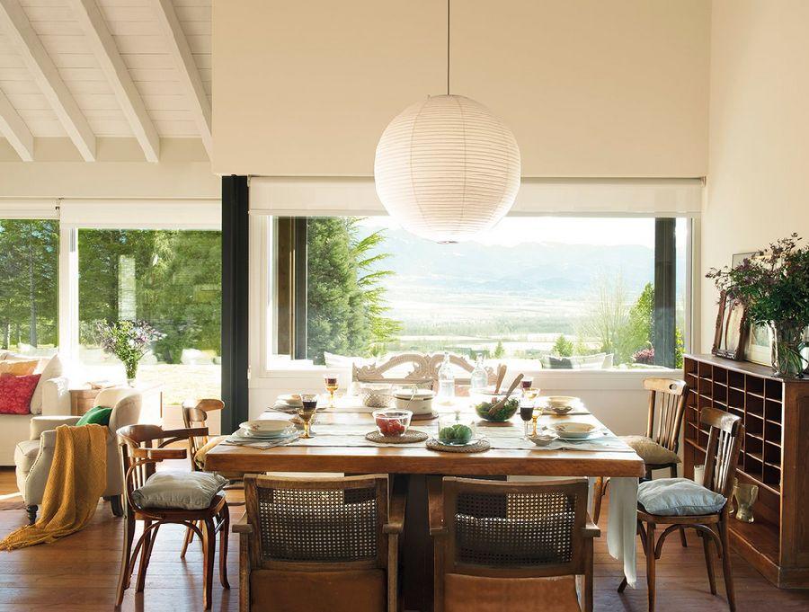 adelaparvu.com despre casa in Pirinei, casa Spania, decorator Patricia Pratmarsó, Foto ElMueble (4)