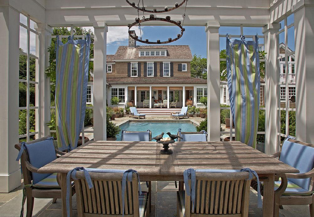 adelaparvu.com despre casa in Hamptons, arhitectura Historical Concept, designer interior Steven Gambrel, Foto Marco Ricca (16)