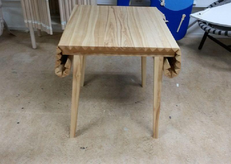 adelaparvu.com despre masa cu fata reglabila, Wooden Clothe, design Nathalie Dackelid  (4)