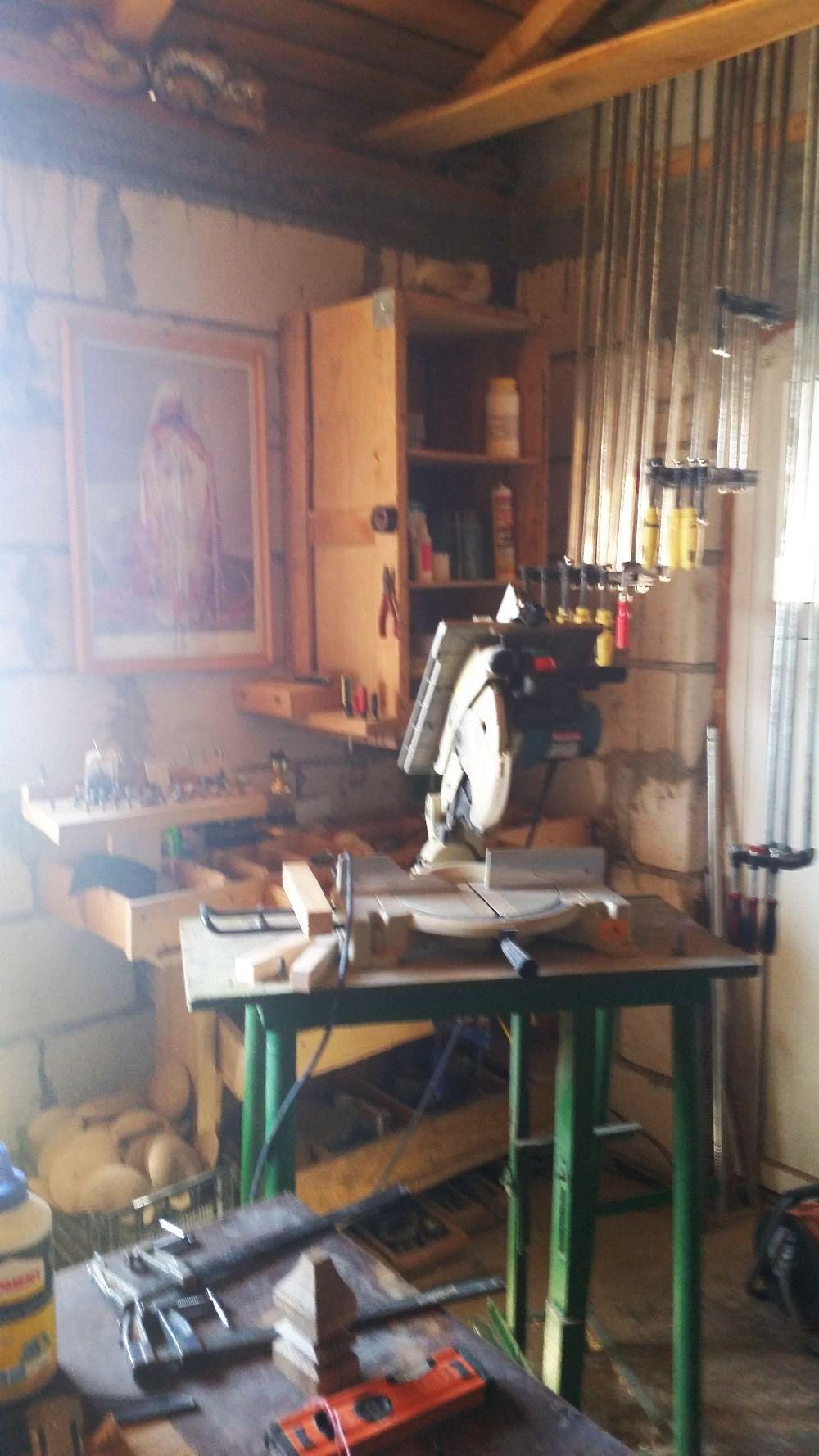 adelaparvu.com despre sculptorul in lemn Ion Moise din Topoloveni (14)