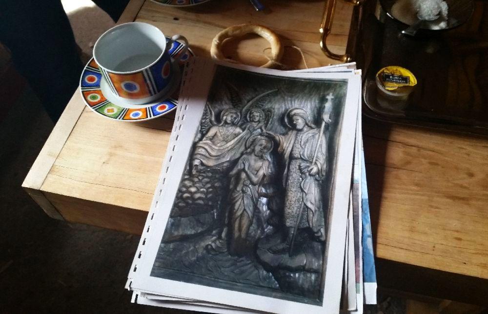 adelaparvu.com despre sculptorul in lemn Ion Moise din Topoloveni (54)