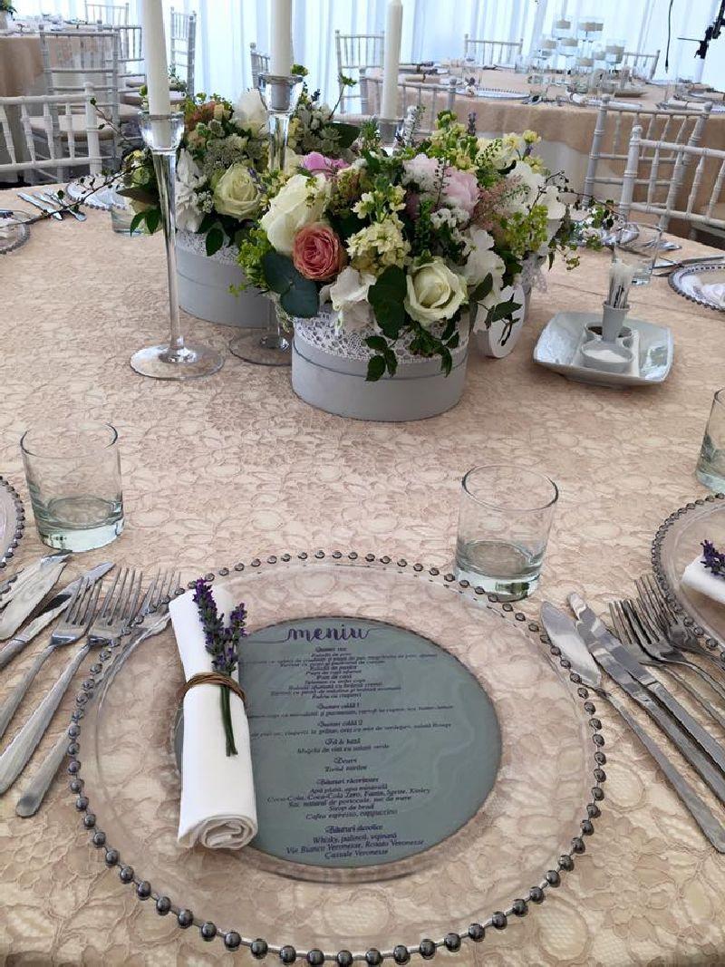 adelaparvu.com despre decor floral pentru nunta in cort, design floral Nicu Bocancea, Floraria Iris (10)