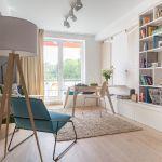 adelaparvu.com despre amenajare apartament 3 camere, The Park, Bucuresti, design interior arh Attila Kim, arh Bogdan Ciocodeica  si arh Diana Rosu  (4)