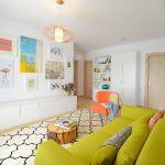 adelaparvu.com despre amenajare apartament 3 camere The Park, designer Irina Pogonaru (2)