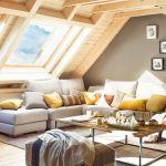 adelaparvu.com despre mansarda din lemn modern amenajata, design interior Carolina Juanes, Foto ElMueble (41)