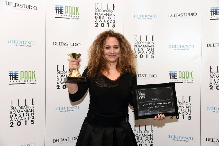 adelaparvu.com despre premiile Elle Decoration 2015, Premiul pentru cea mai buna amenajare a unei locuinte