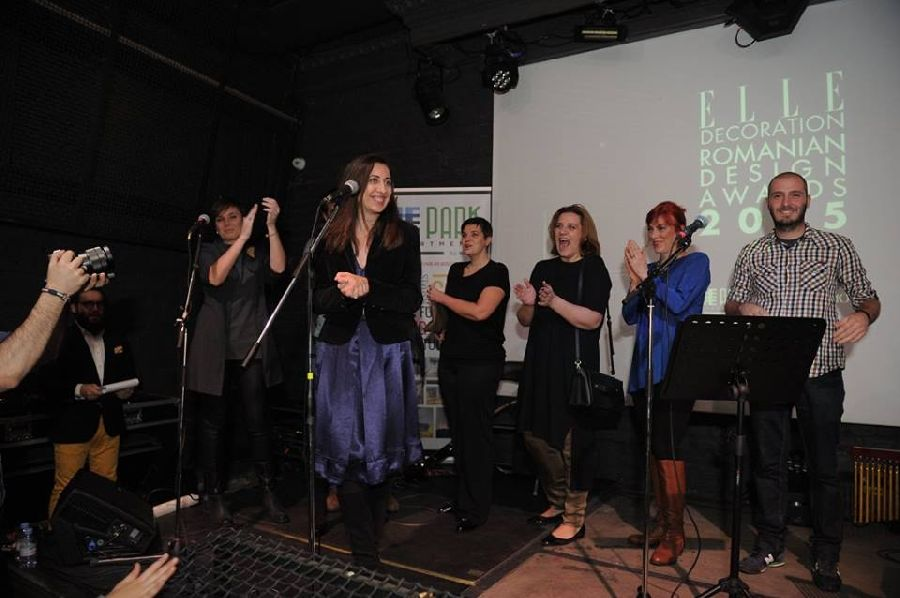 adelaparvu.com despre premiile Elle Decoration 2015, echipa Elle Decoration Romania
