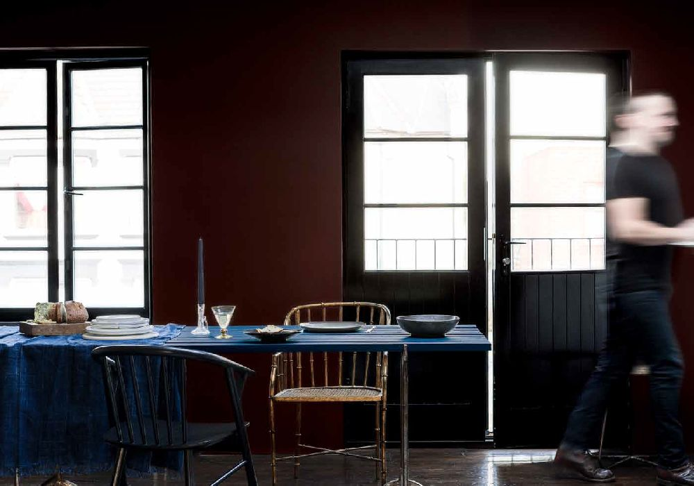adelaparvu.com Color Trends 2016, Dark and light Trend from Dulux, Foto ColourFutures (8)