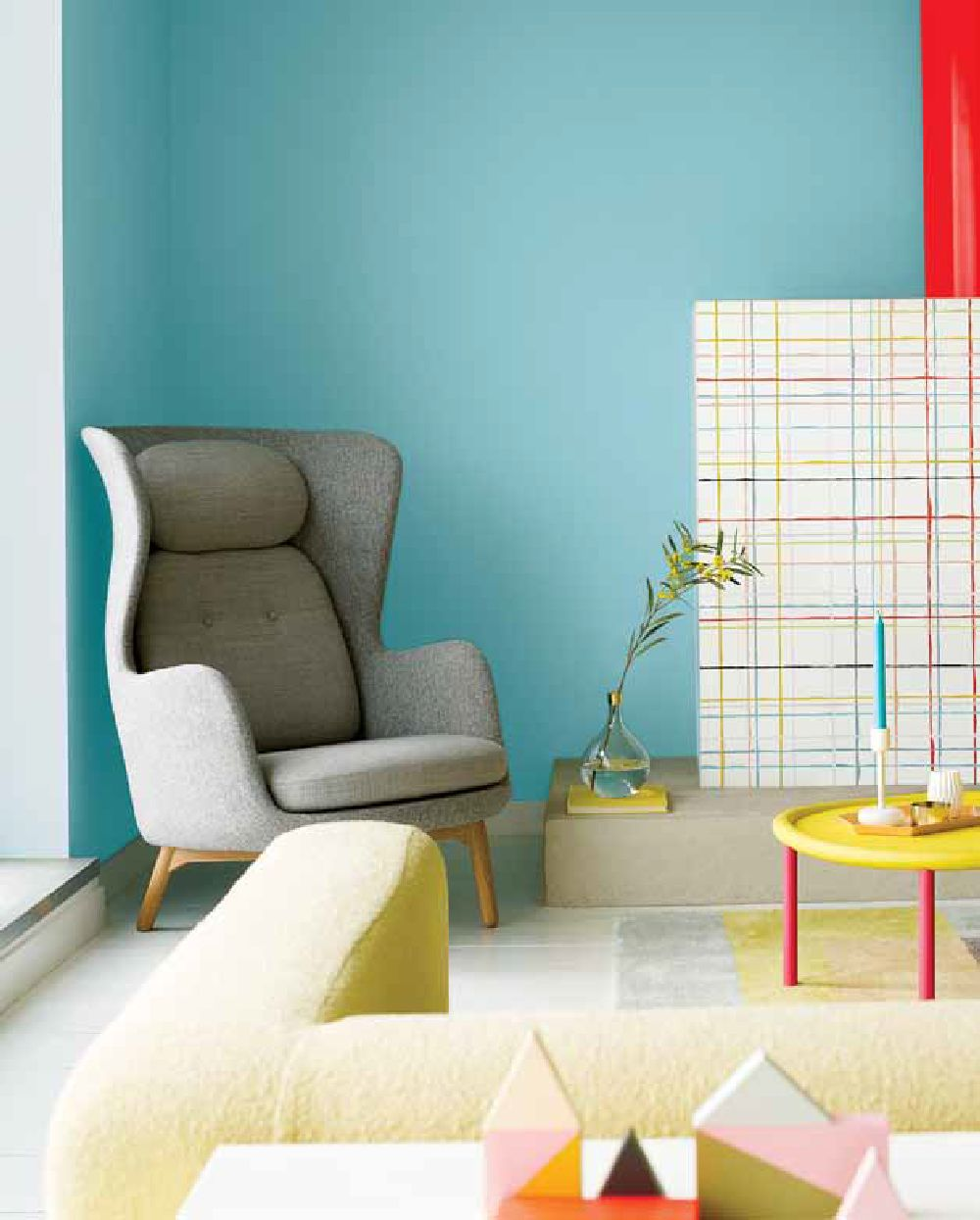 adelaparvu.com Color Trends 2016, The Grid and Letting go Trend from Dulux, Foto ColourFutures (7)