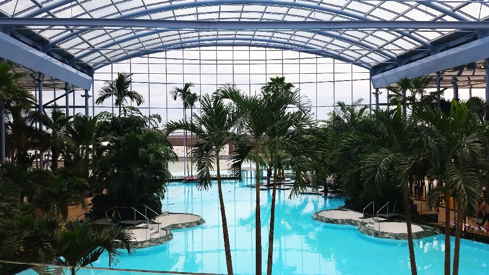 adelaparvu.com despre Therme Bucuresti, zona The Palm (19)