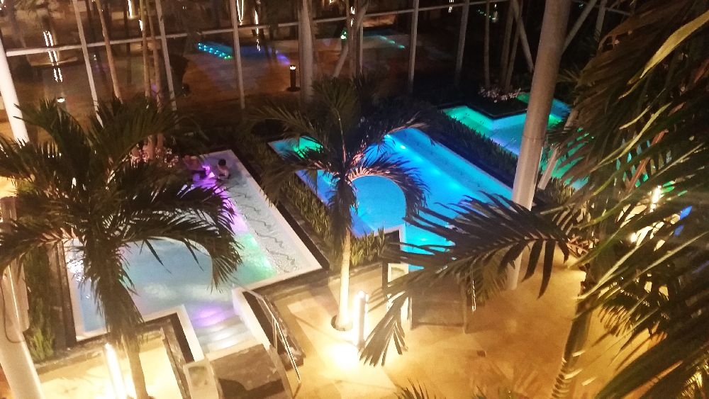 adelaparvu.com despre Therme Bucuresti, zona The Palm (65)