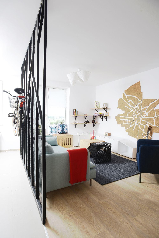 adelaparvu.com despre amenajare apartament 4 camere The Park, designeri Mihnea Ghildus si Marilena Popa (11)