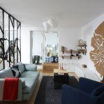 adelaparvu.com despre amenajare apartament 4 camere The Park, designeri Mihnea Ghildus si Marilena Popa  (12)
