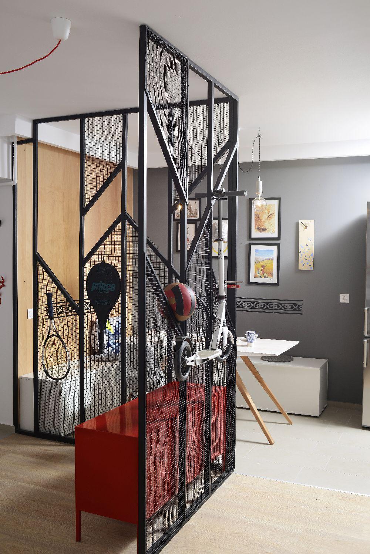 adelaparvu.com despre amenajare apartament 4 camere The Park, designeri Mihnea Ghildus si Marilena Popa (23)