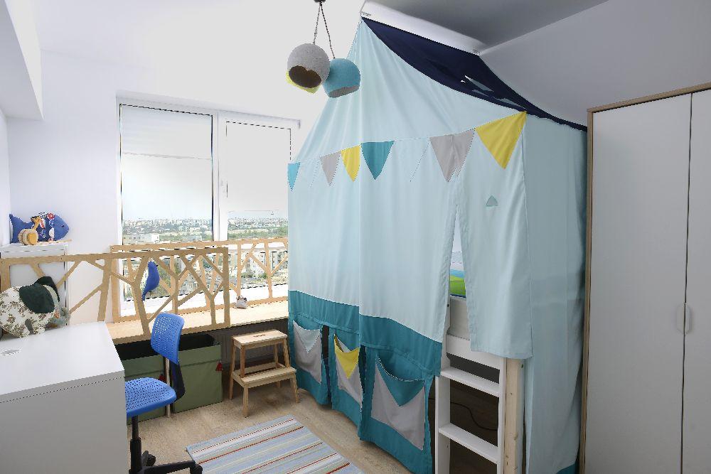 adelaparvu.com despre amenajare apartament 4 camere The Park, designeri Mihnea Ghildus si Marilena Popa (42)