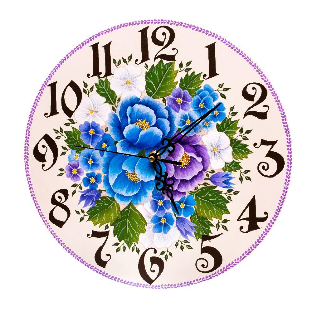 adelaparvu.com despre ceasuri pictate manual, artist Cosmina Lucaciu, Pictura Decorativa Onesti, Foto Fotoclipa (5)