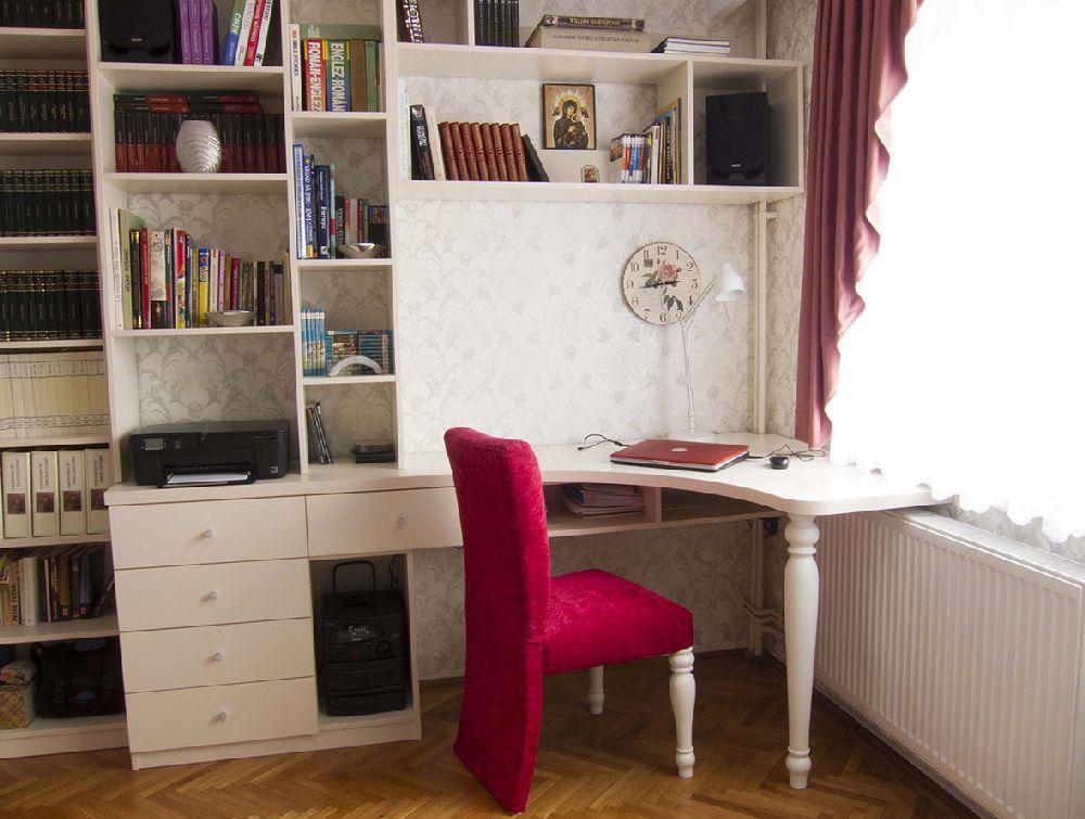 adelaparvu.com despre reamenajare apartament 3 camere Bucuresti, designer Adriana Croveanu (11)