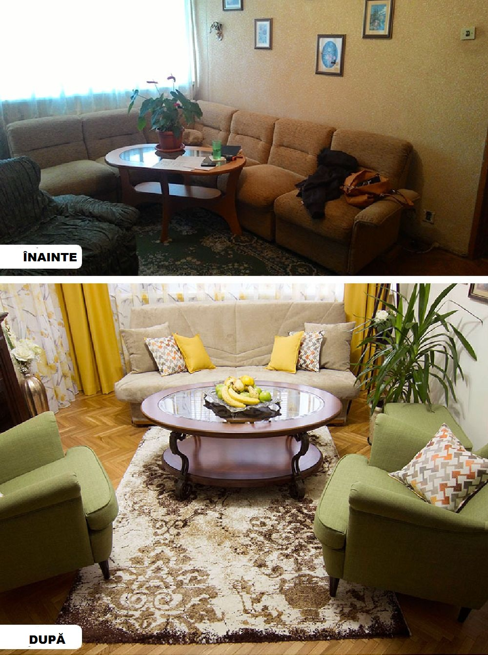 adelaparvu.com despre reamenajare apartament 3 camere Bucuresti, designer Adriana Croveanu (30)