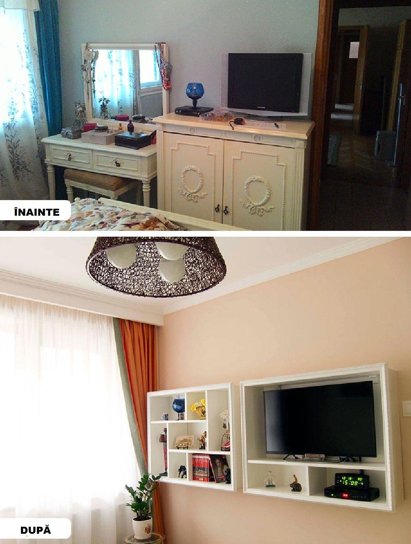 adelaparvu.com despre reamenajare apartament 3 camere Bucuresti, designer Adriana Croveanu (33)