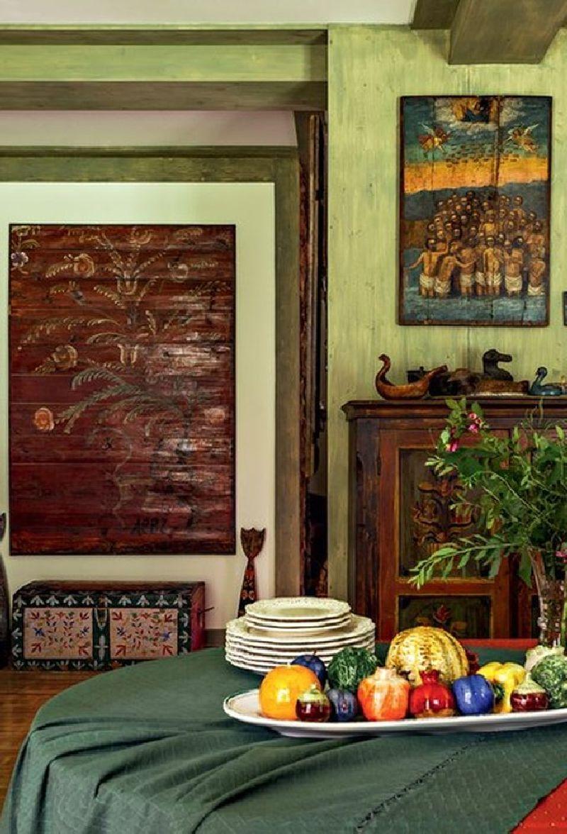 adelaparvu.com despre casa de vacanta rustica Rusia, arhitecti Sergei Zaitsev, Marina Sergeyeva, Foto AD Russia (2)