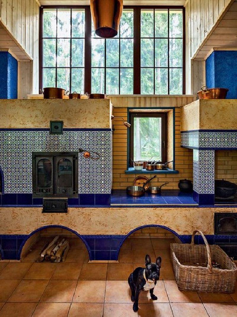 adelaparvu.com despre casa de vacanta rustica Rusia, arhitecti Sergei Zaitsev, Marina Sergeyeva, Foto AD Russia (3)
