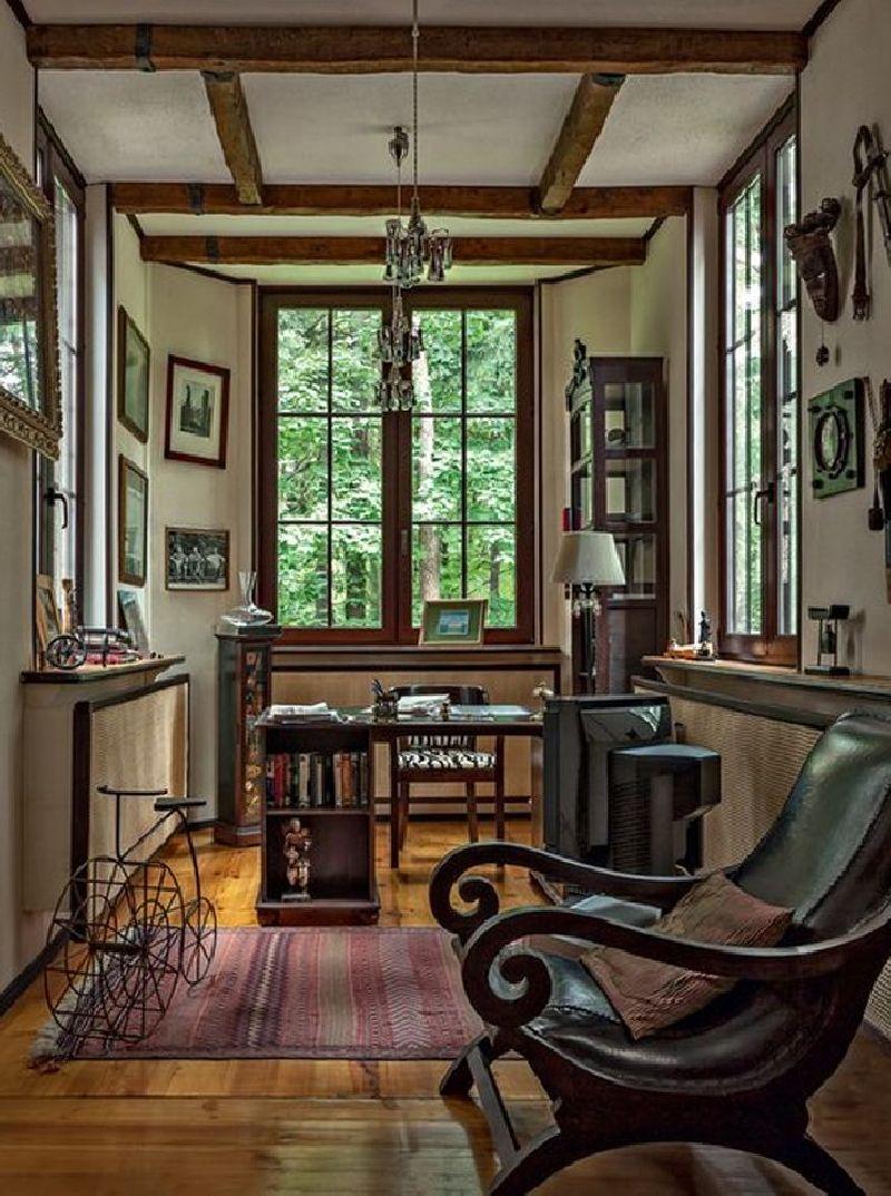 adelaparvu.com despre casa de vacanta rustica Rusia, arhitecti Sergei Zaitsev, Marina Sergeyeva, Foto AD Russia (4)