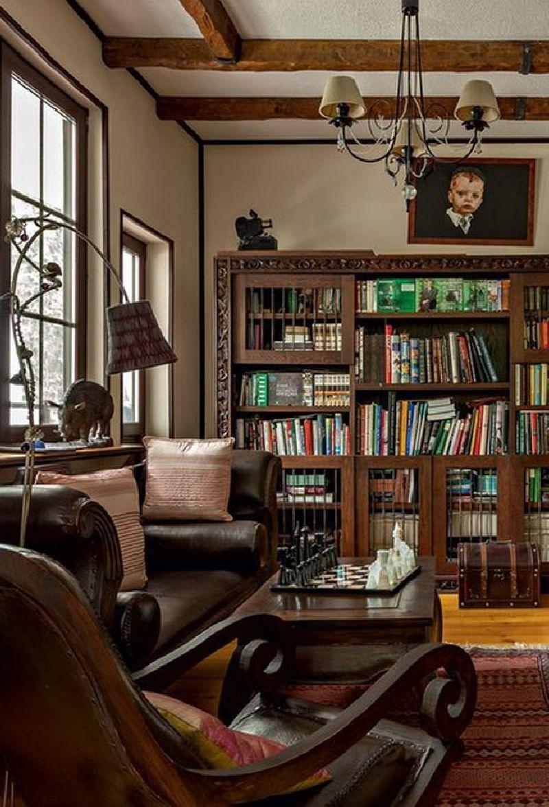 adelaparvu.com despre casa de vacanta rustica Rusia, arhitecti Sergei Zaitsev, Marina Sergeyeva, Foto AD Russia (6)