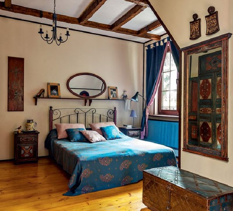adelaparvu.com despre casa de vacanta rustica Rusia, arhitecti Sergei Zaitsev, Marina Sergeyeva, Foto AD Russia (7)