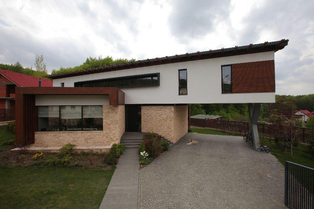 adelaparvu.com despre casa moderna Cluj Napoca, arhitectura Arhimar, design interior Ioana Mezei (32)