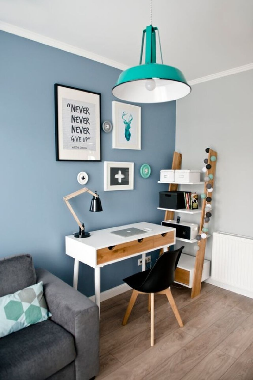 adelaparvu.com despre amenajare apartament 3 camere, 60 mp, design interior Shoko Design (12)