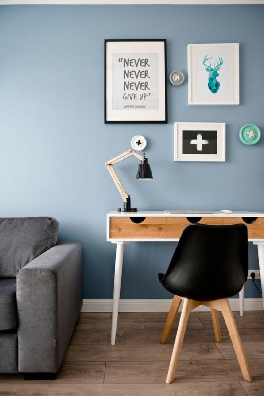 adelaparvu.com despre amenajare apartament 3 camere, 60 mp, design interior Shoko Design (14)
