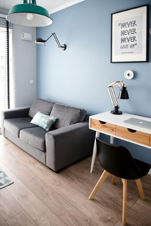 adelaparvu.com despre amenajare apartament 3 camere, 60 mp, design interior Shoko Design (23)