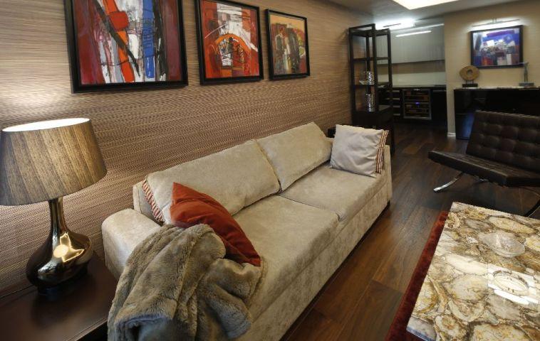 adelaparvu.com despre amenajare lux apartament 2 camere, 55 mp, Bucuresti, design interior arh Claudia Stefanescu, Foto Victor Oancea (3)