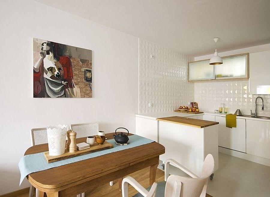 adelaparvu.com despre apartament 41 mp cu doua paturi matrimoniale, design interior arh Daria Pietryka (11)