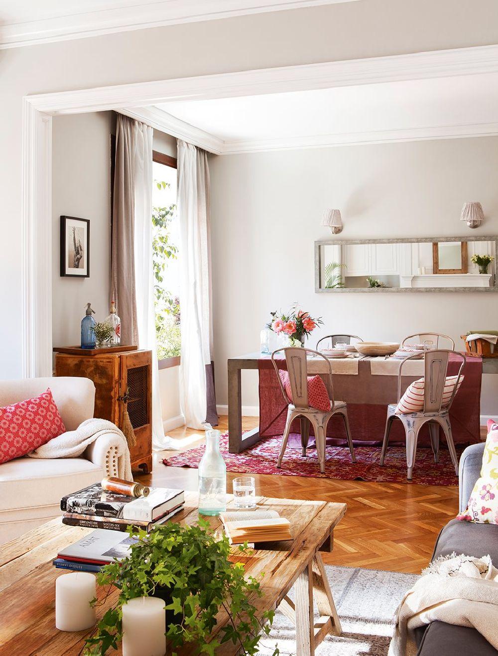 adelaparvu.com despre apartament in stil clasic actual, design interior Cristina Artiach, Foto ElMueble (4)