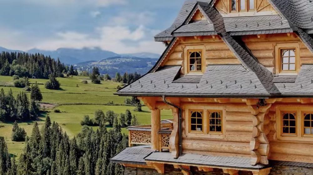 adelaparvu.com despre casa din lemn cu interior folcloric, casa Polonia, design interior Katarzyna Zachariasz-Rybak, k2 Studio (21)