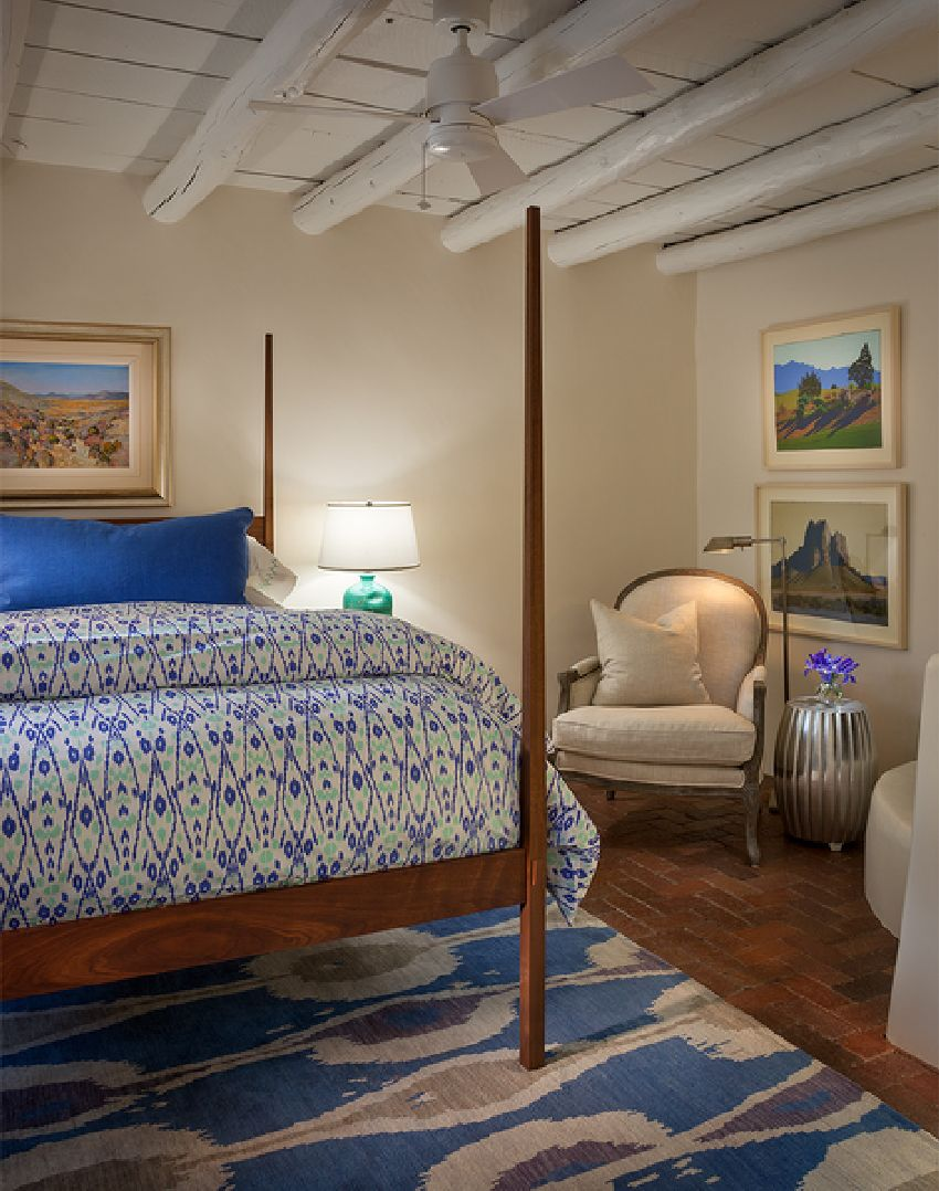 adelaparvu.com despre casa in Santa Fe, design interior Violante & Rockford Interiors, Foto Wendy McEahern (4)
