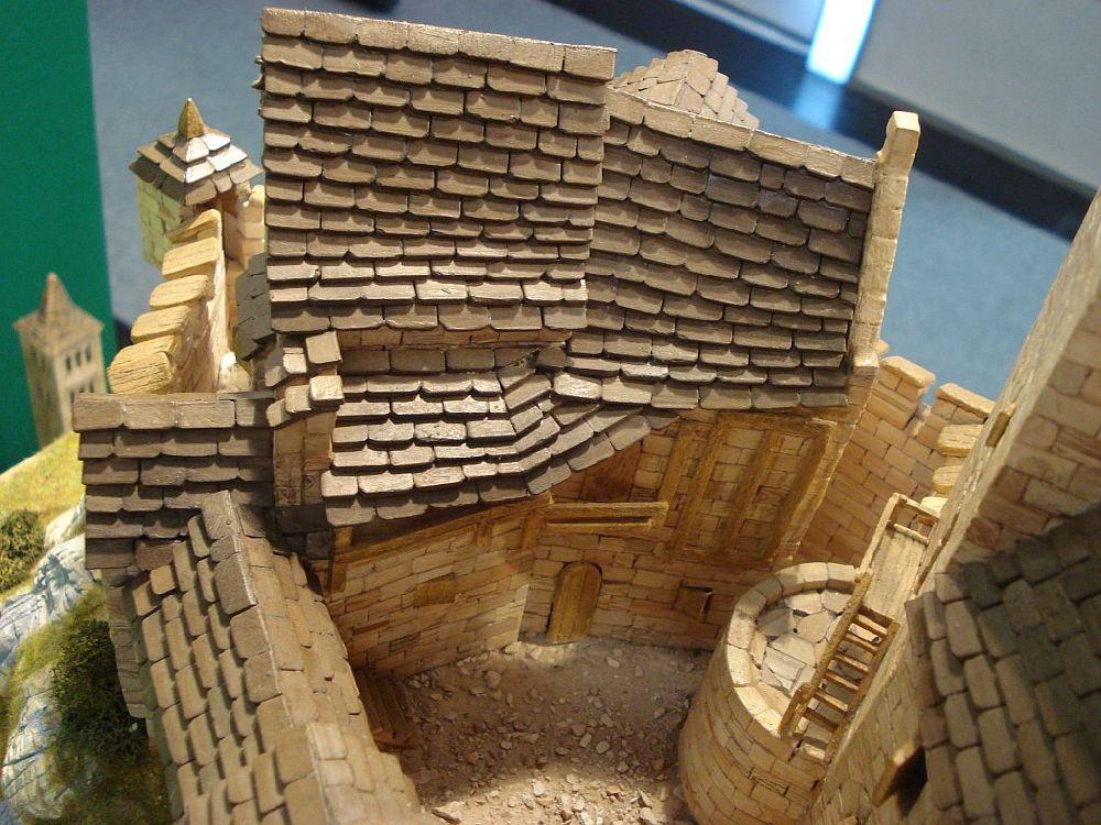 adelaparvu.com despre kituri de constructie, castelul machete expozitie, Atelierul de Modelism (1)