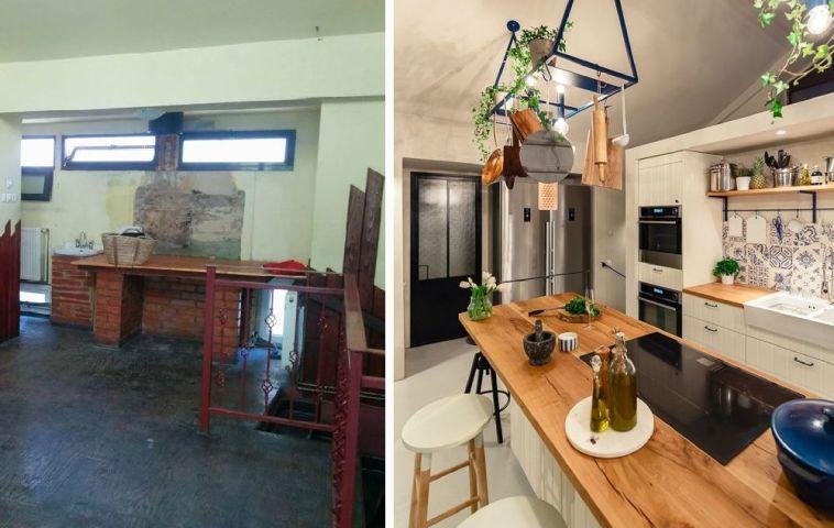 adelaparvu.com despre mansarda transformata in atelier culinar, Mazilique Studio, design arh. Eliza Yokina, Foto Catalin Georgescu (2)