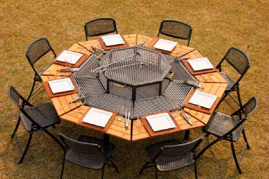 adelaparvu.com despre masa cu gratar, Foto Jag Grill (2)