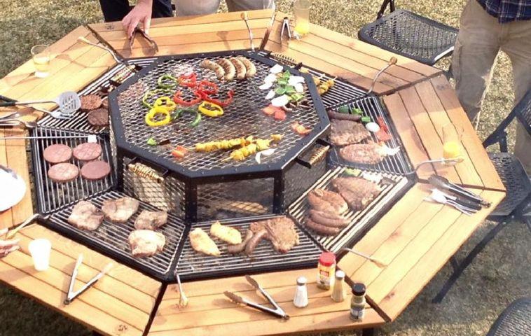 adelaparvu.com despre masa cu gratar, Foto Jag Grill (4)