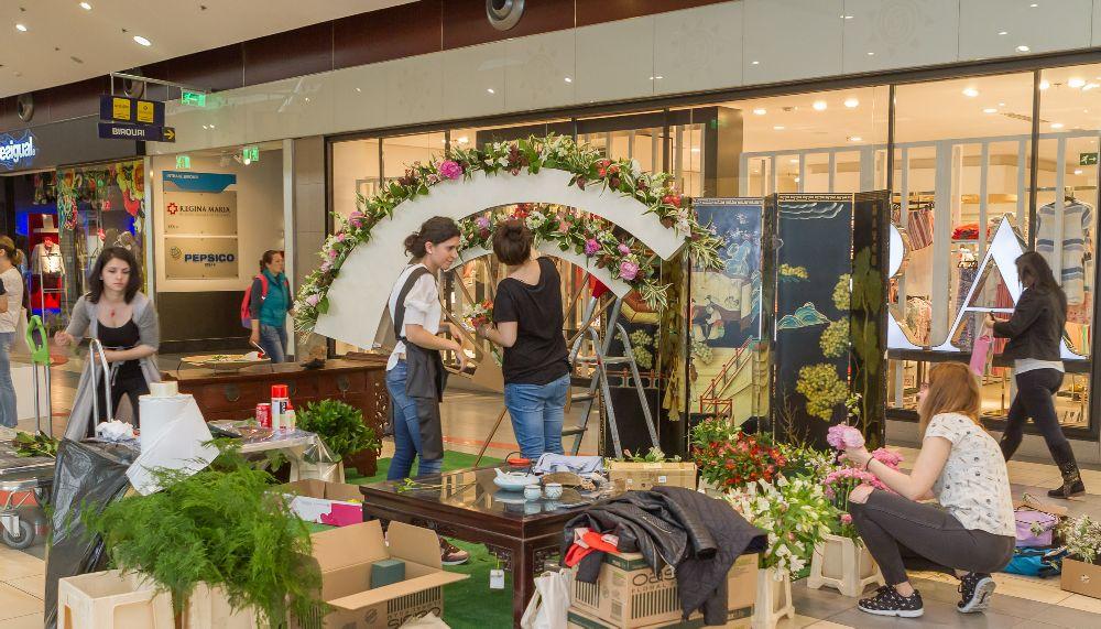 adelaparvu.com despre Floral Expo la Sun Plaza aprilie 2016, design floral Adina Filculescu, EnRose (12)