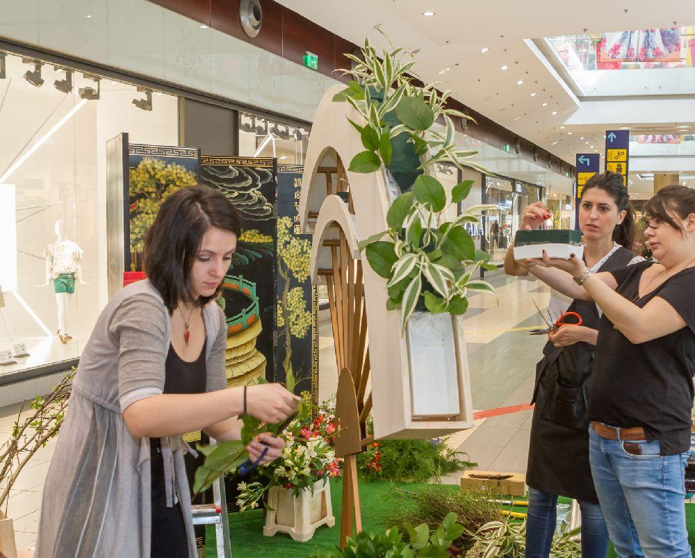adelaparvu.com despre Floral Expo la Sun Plaza aprilie 2016, design floral Adina Filculescu, EnRose (7)