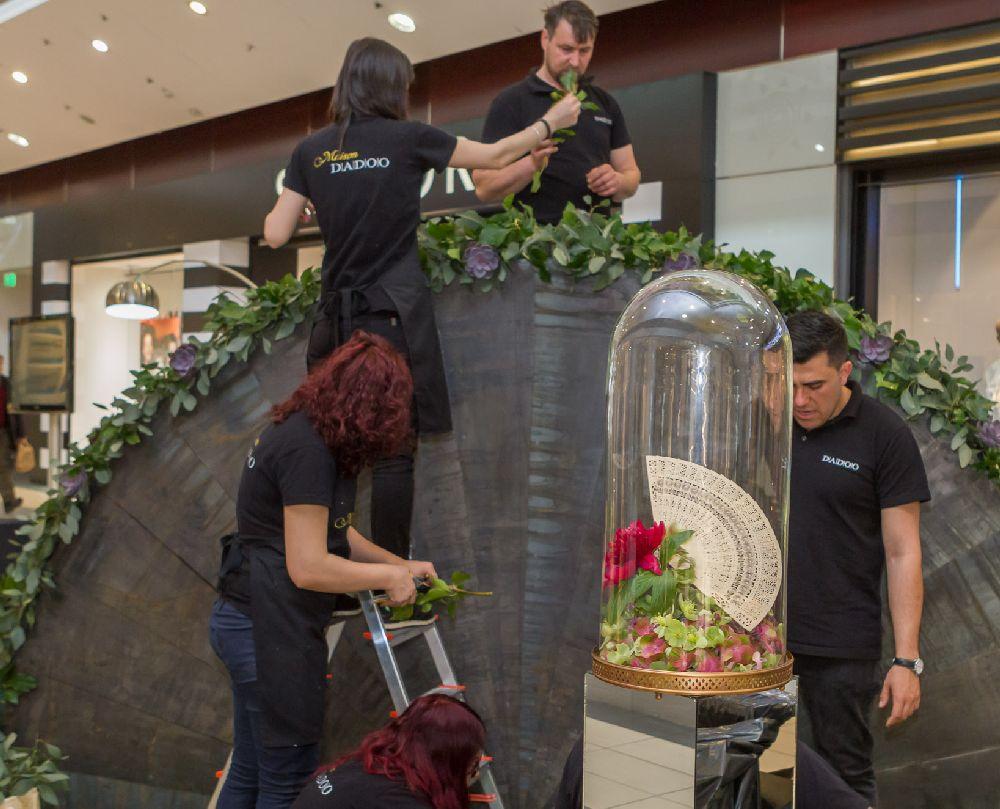 adelaparvu.com despre Floral Expo la Sun Plaza aprilie 2016, design floral Alexandru Dadoo, Maison Dadoo (15)